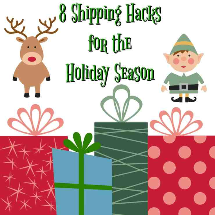 8 Shipping Hacks You Need This Christmas