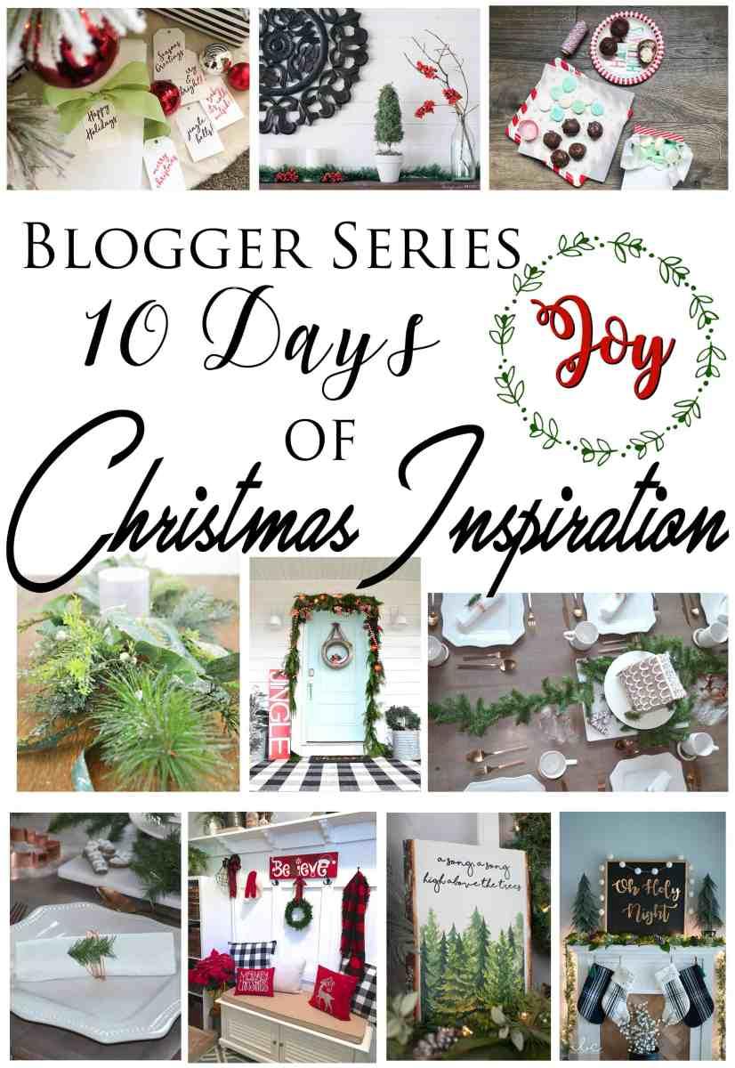 10 Days of Christmas Blogger Series: Day 10- Gift Tag Printables