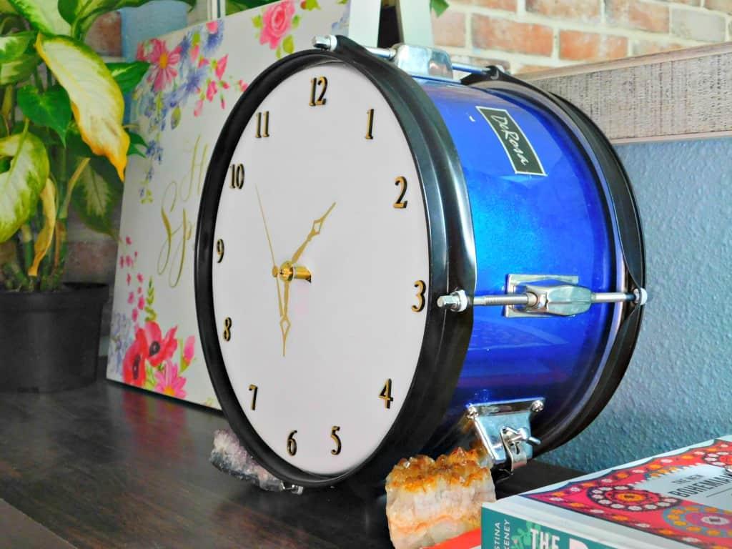 Drum Clock
