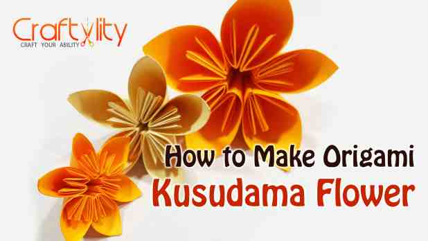 How to make an origami kusudama flower craftylity how to make an origami kusudama flower mightylinksfo