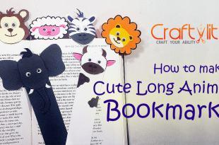 Long-Animal-Bookmark