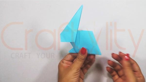 Origami Rabbit - 28