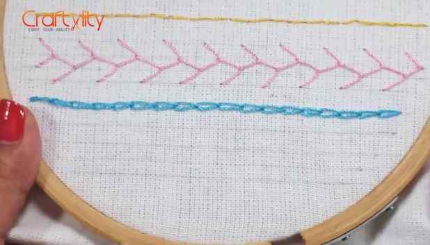 Chain Stitch 05
