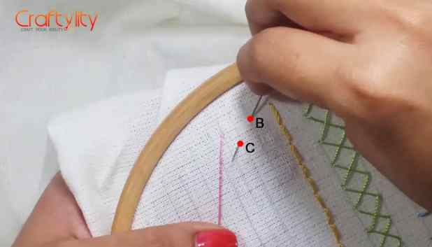 Feather Stitch 02