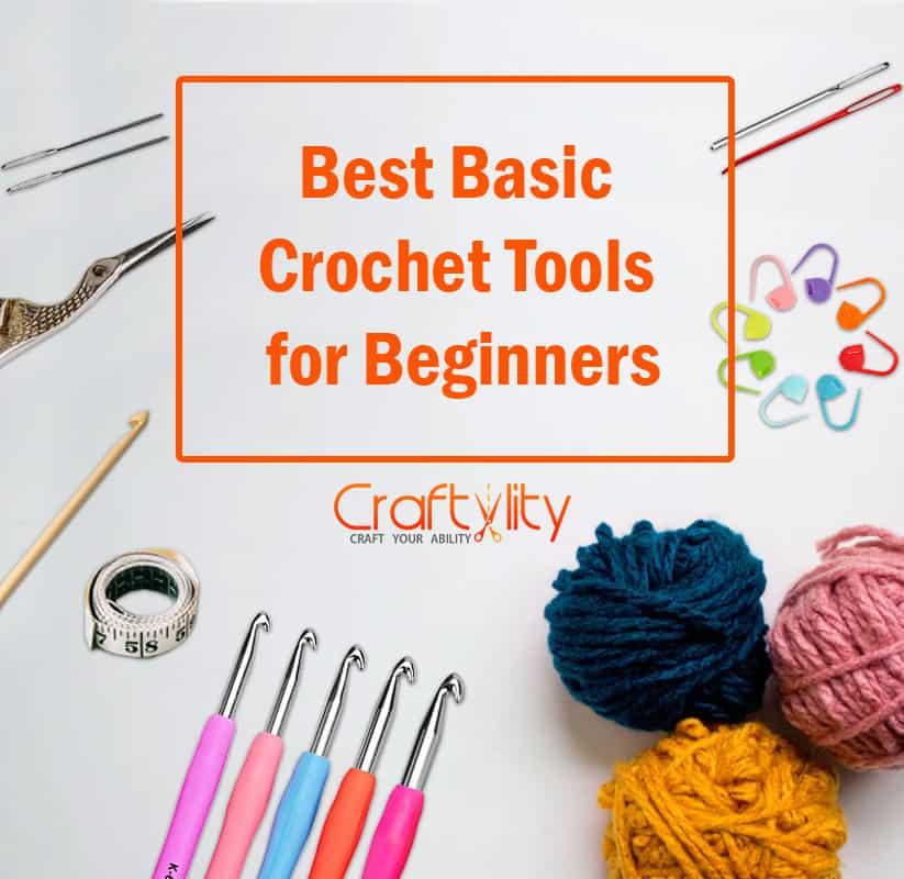 Crocheting Tools