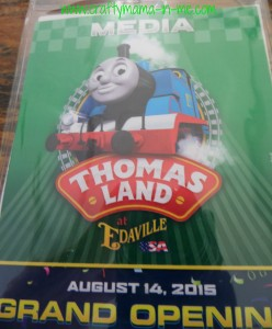 Grand Opening of Thomas Land