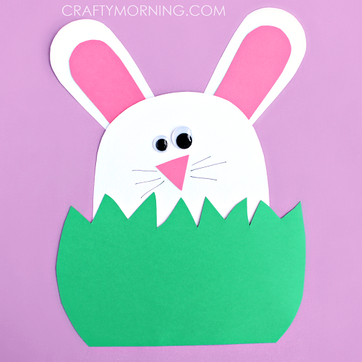 paper-bunny-hiding-in-grass-easter-craft-for-kids