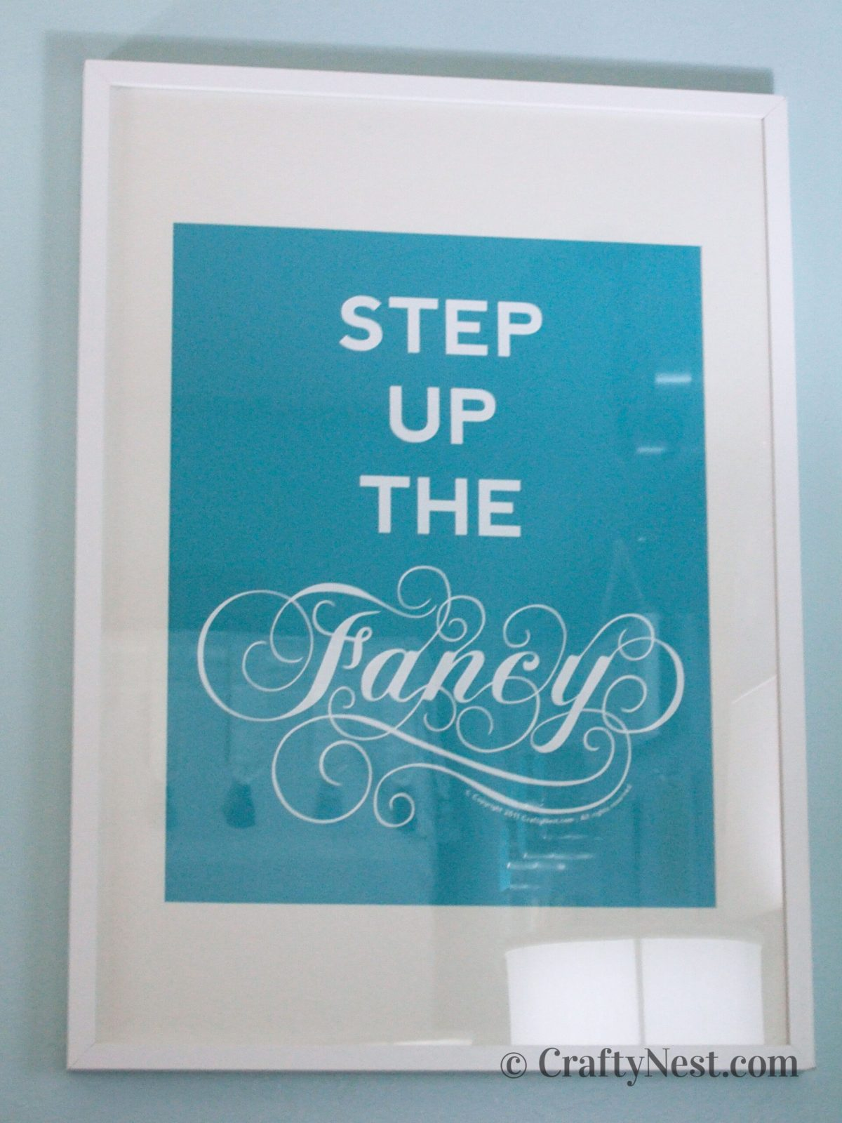 Step Up the Fancy poster, photo