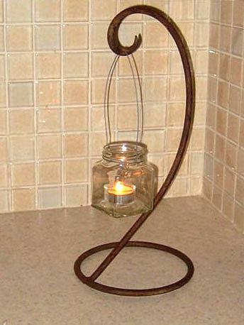 H. Kate's hanging jar lantern, photo