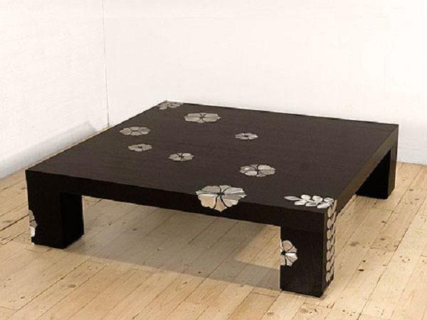 Jason Horvath's Sakura table from Uhuru, photo