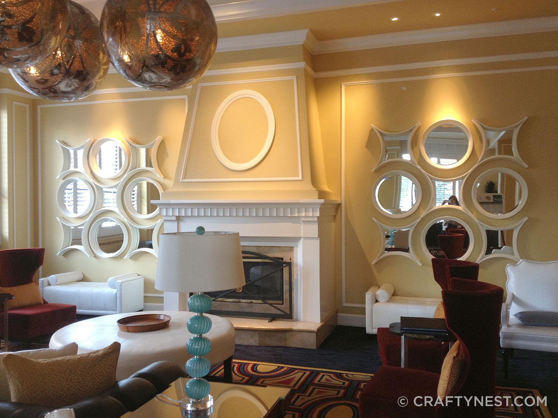 Hotel Monaco lobby, photo