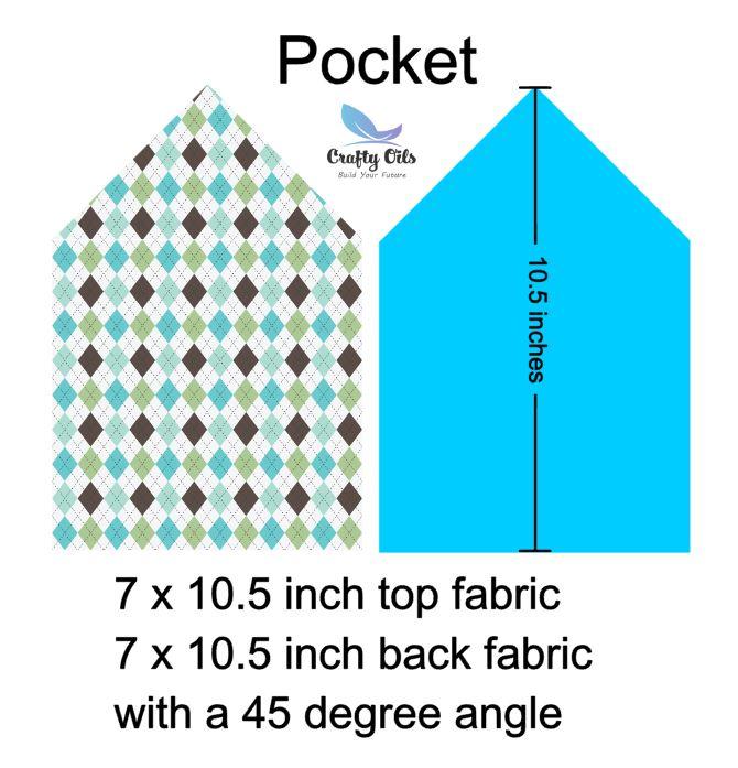 Square Apron Pocket