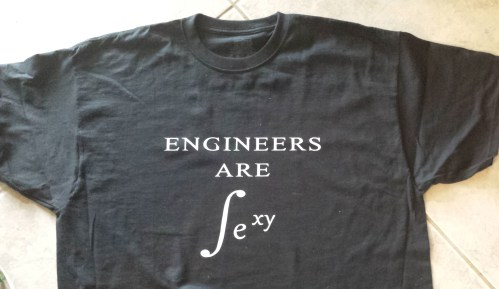 Engineers are sexy, Great for creating a stencil for screen printing shirts, hats, scarfs. Makes a great gift for the engineer in your life. SVG Download, also including PDF, JPEG and Silhouette Studio files.
