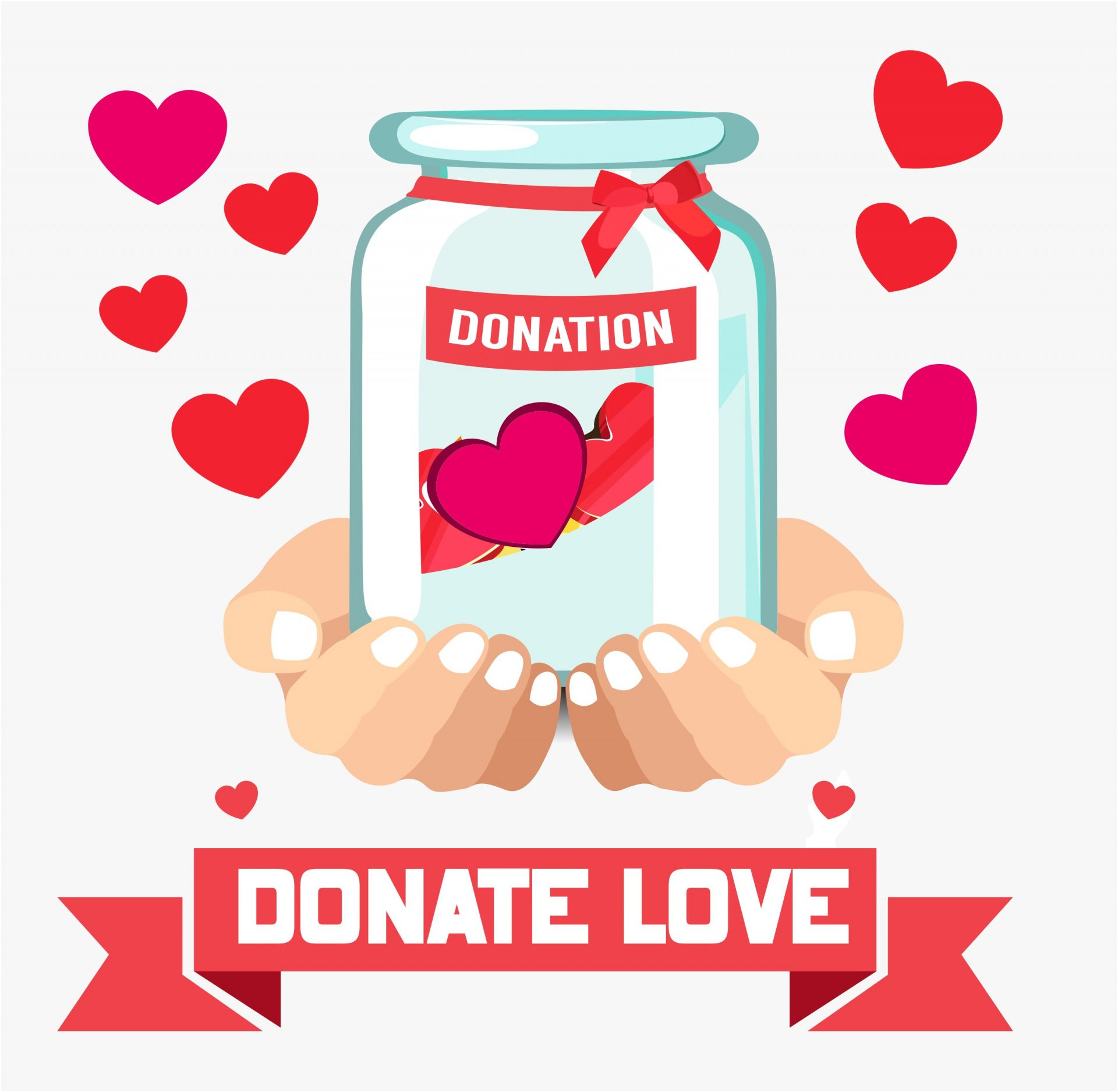 Donation of Love