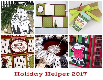 Holiday Helper 2017