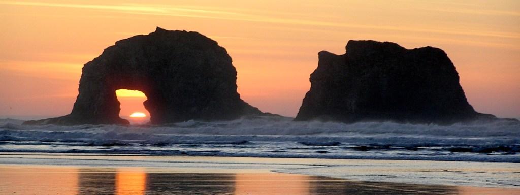 Oregon Retreat Private Beach Access