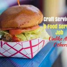 Food service job