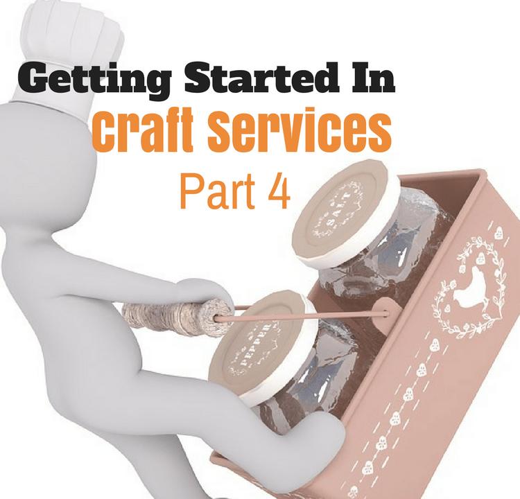 craft service equipment