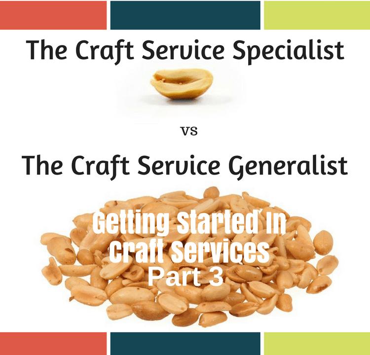 Freelance Craft services