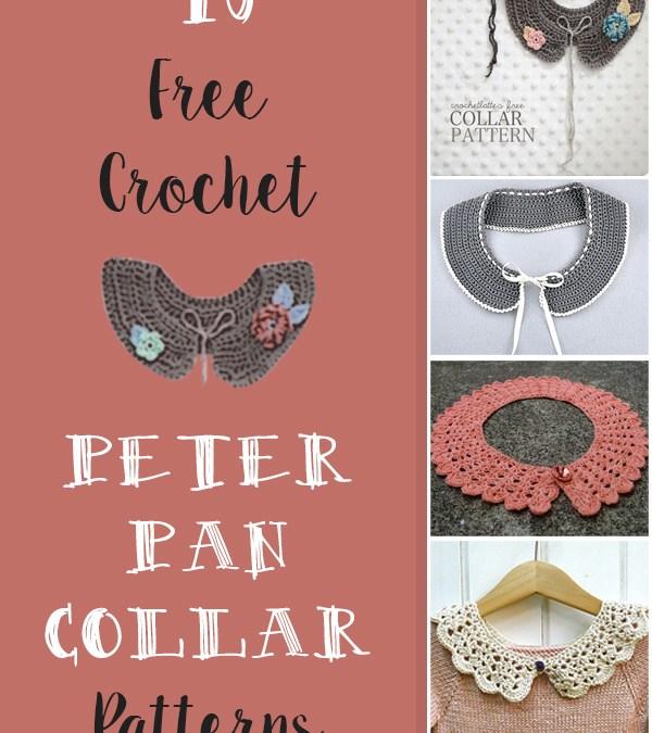 Free Crochet Peter Pan Collar Patterns
