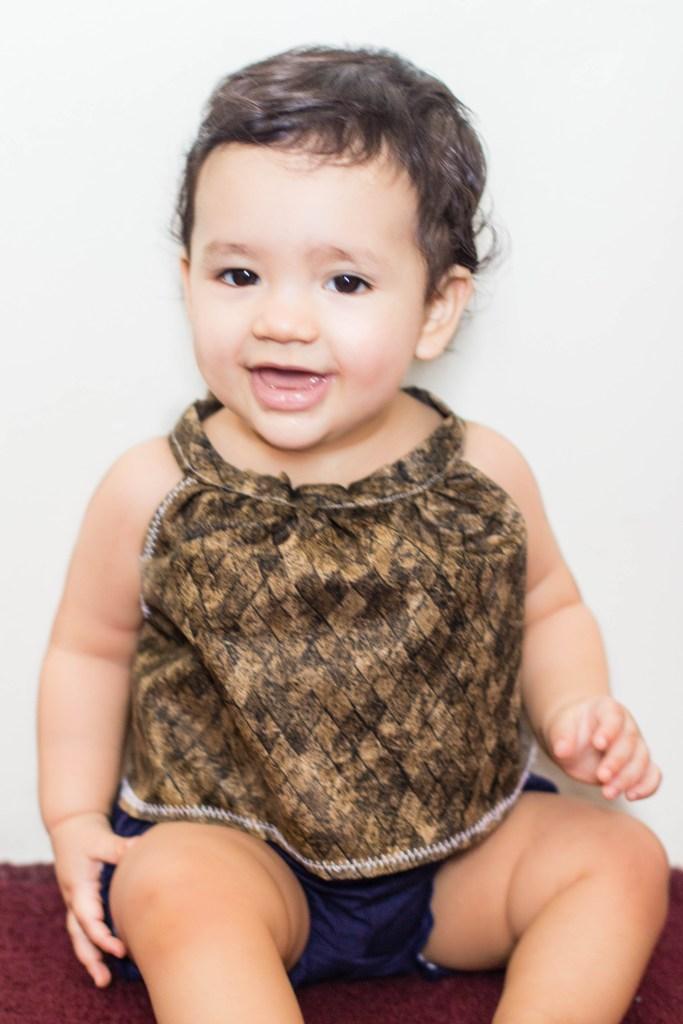 baby dress tunic