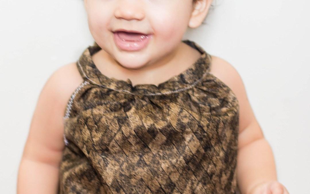 Baby Dress – Tunic Free Pattern