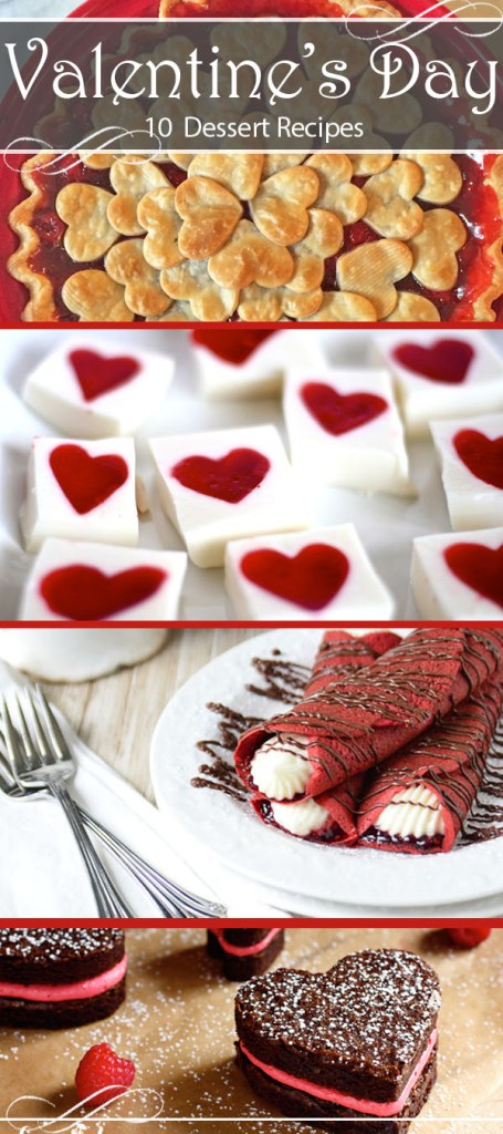 Valentine Day dessert recipe