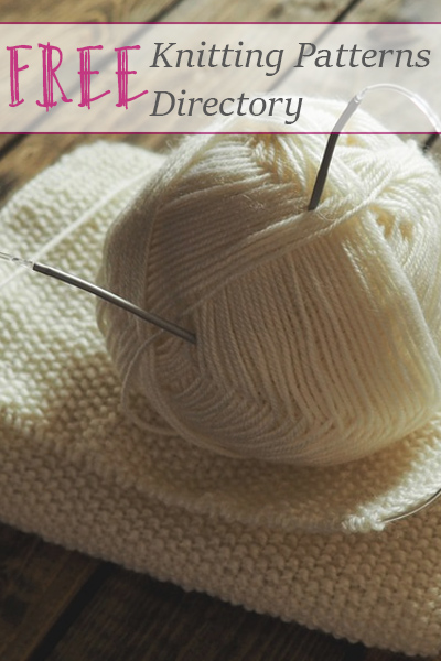 Free Knitting Patterns Directory. Dedicated to share the best free knitting patterns, tutorials, tips and articles on knitting.