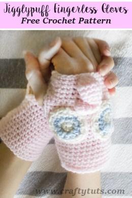 jigglypuff gloves pattern
