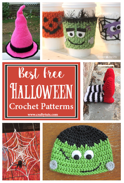 halloween-crochet Best Free Halloween Crochet Patterns