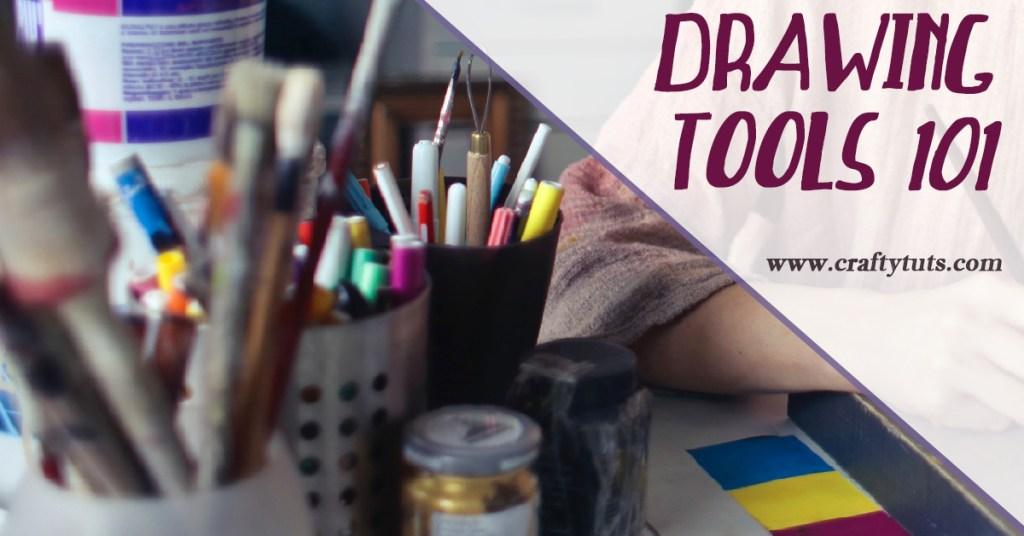 drawing tools 101