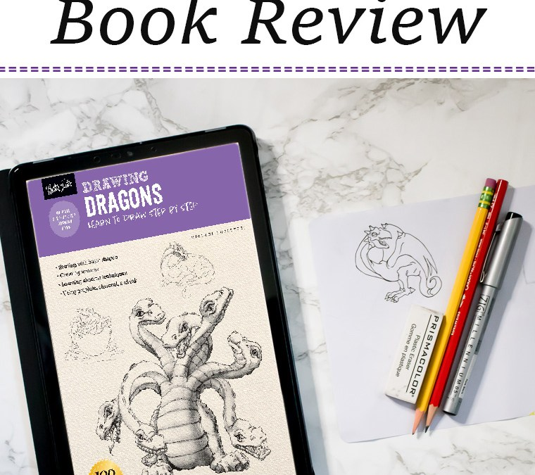 Drawing Dragons Book Review