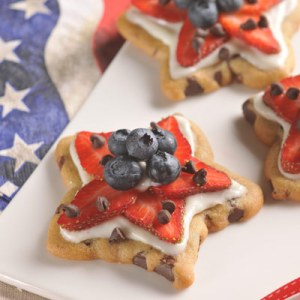 Stars and Stripes Cookies