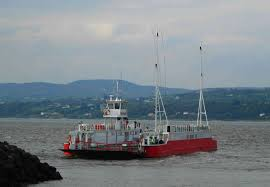Foyle Ferry at Greencastle