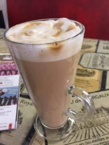 Border Cafe Mocha