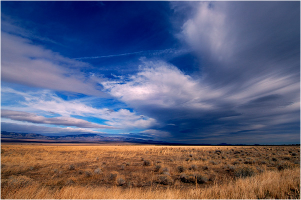 Wide Open Spaces