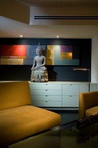 Venetian Penthouse, Interior Photography by Craig Denis