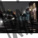Street Scene Wide