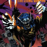 Morbius, the living vampire #30 - Cover and interior pencils.