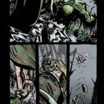 Swamp Thing Pg03 - Pencils/Inks/Colors
