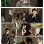 The X-Files - Pencil/inks/colors