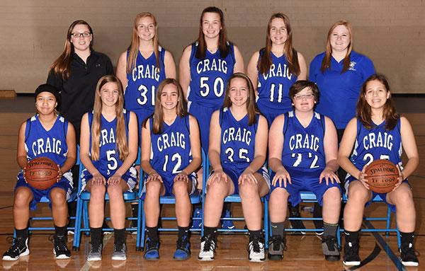 Girls Basketball Craig High School