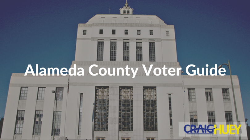 Alameda County Voter Guide