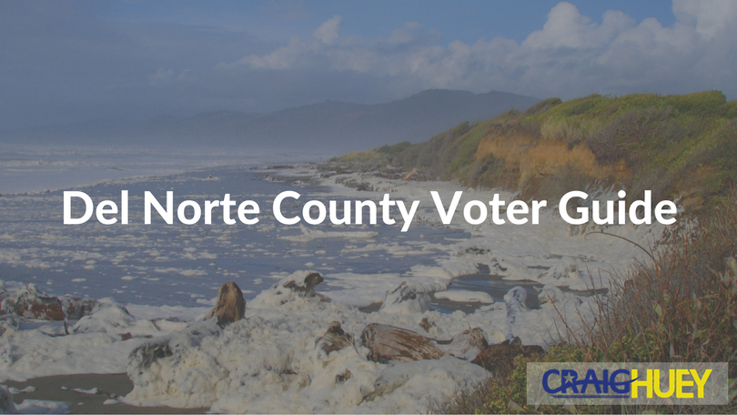 Del Norte County Voter Guide