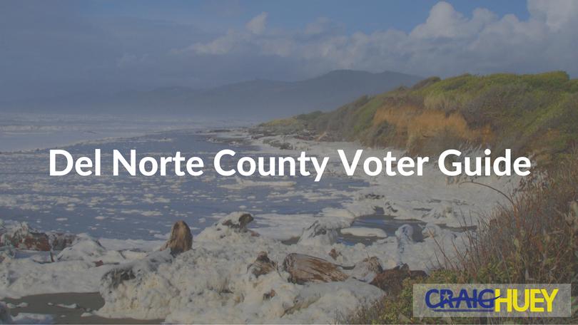 Del Norte County Voter Guide