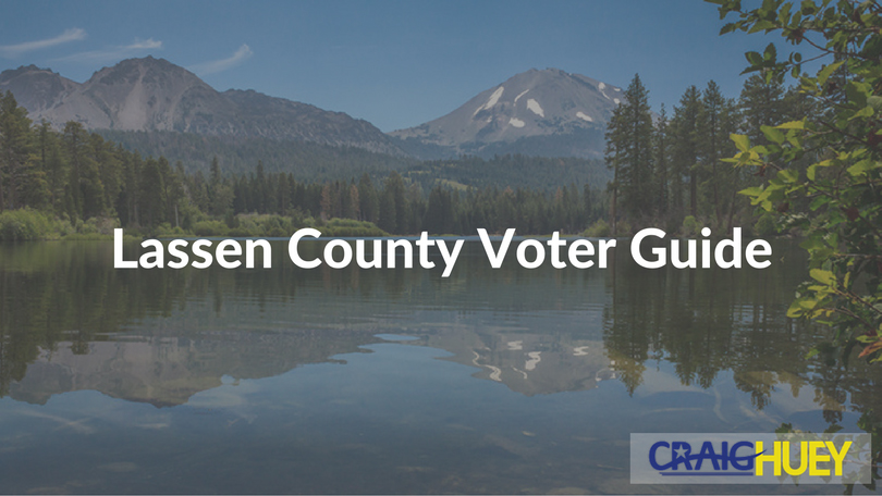 Lassen County Voter Guide