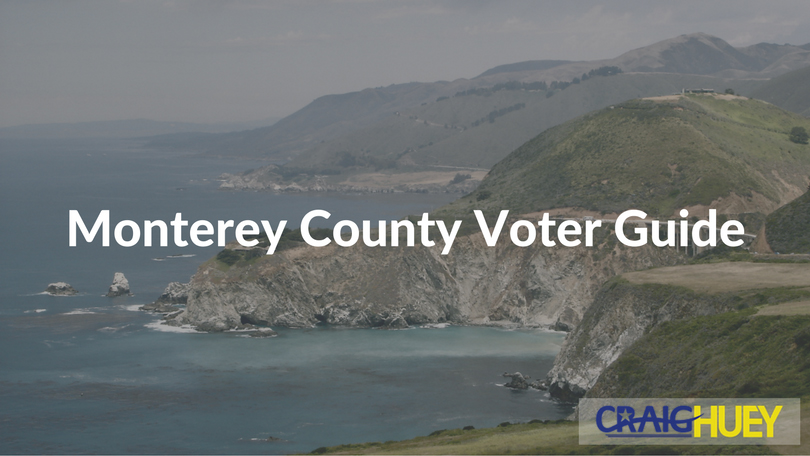 Monterey County Voter Guide