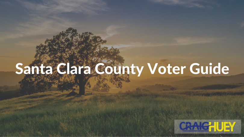 Santa Clara County Voter Guide