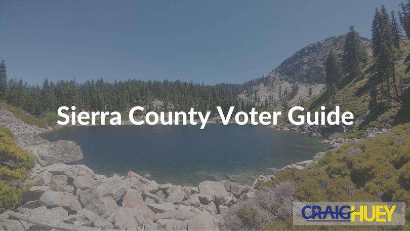 Sierra County Voter Guide