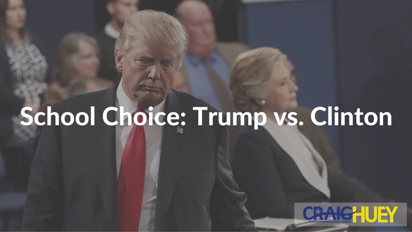 School Choice: Trump vs. Clinton